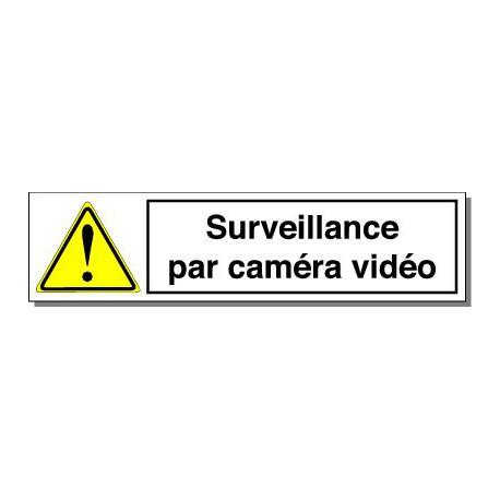 SURVEILLANCE PAR CAMERA VIDEO