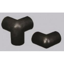Amortisseur de chocs en mousse de polyuréthane flexible