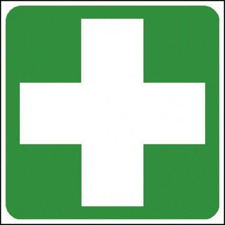 Panneau d'évacuation et de 1er secours