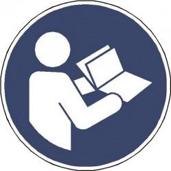 Panneau Consulter le manuel