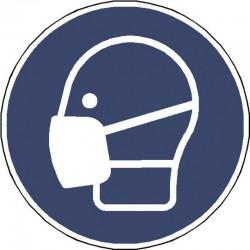 Panneau Port du Masque Obligatoire