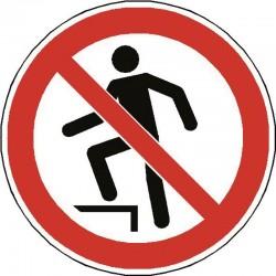 Interdiction de Marcher sur la Surface