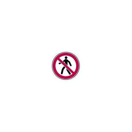 Mini pictogrammes d'interdiction