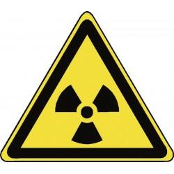 Danger Matières Radioactives
