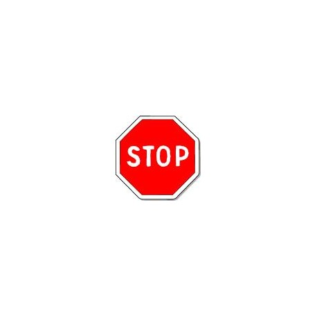 Panneau STOP