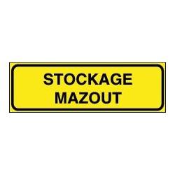 Stockage Mazout