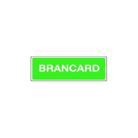 Panneau Brancard