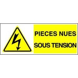 Pièces Nues Sous Tension
