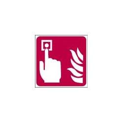 Mini pictogrammes d'incendie