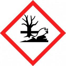 Etiquettes adhésives SGH produits néfastes pour le milieu aquatique