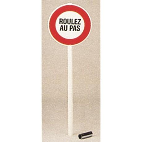 Support pour disques en PVC de Diam.450mm