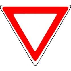 Passage à niveau sans barrières ni demi - barrières