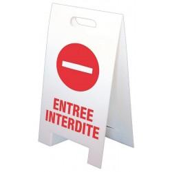 CHEVALET DE SIGNALISATION ECO