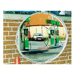 MIROIR DE SECURITE MULTI-USAGES INCASSABLE - INT/EXT - DIAM. 400MM