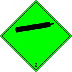 ETIQUETTES ADR N° 2-2