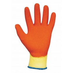 GANTS ENDUITS LATEX ORANGE