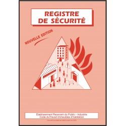 REGISTRE GISTRE DE SECURITE