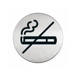 INTERDICTION DE FUMER (PICTO) GAMME INOX
