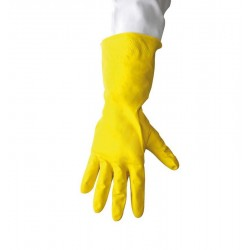 GANTS MENAGE 100 % LATEX NATUREL