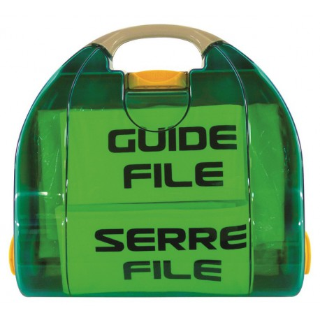 KIT GUIDE FILE/SERRE FILE MALETTE