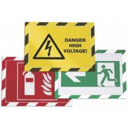 CADRE D'AFFICHAGE SOUPLE ET MAGNETIQUE FORMAT A4 SECURITE