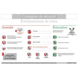 CONSIGNES DE SECURITE ETABLISSEMENTS DE SOINS