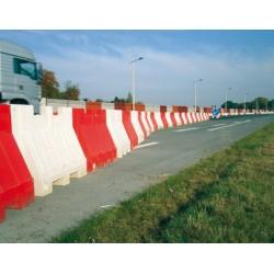 Séparateurs de voies lestables