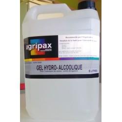 Gel hydro-alcoolique en 5L
