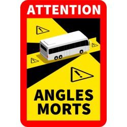 ADHESIF ANGLE MORT BUS