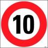panneau-10-kmh