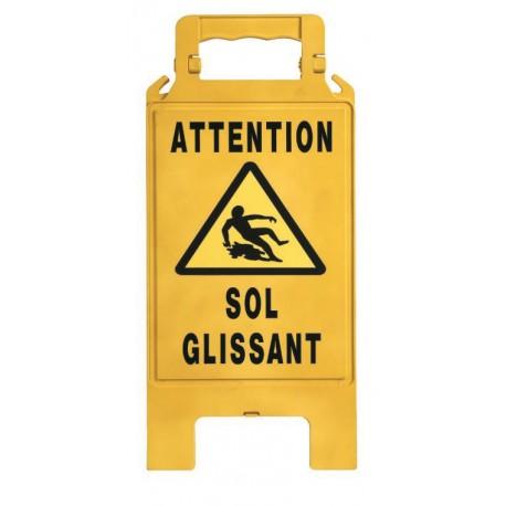 CHEVALET PLIABLE SOL GLISSANT