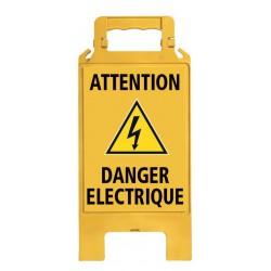 CHEVALET PLIABLE DANGER ELECTRIQUE