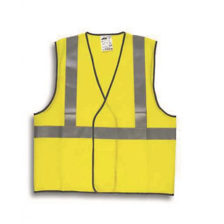 GILET JAUNE OU ORANGE FLUO