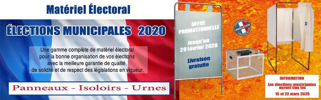 Matériel Electoral